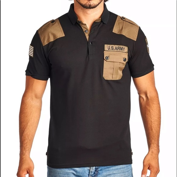 American Breed Other - American Breed Men's Army Top Sz M